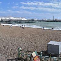 Brighton Pier view #2., Брайтон