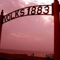 Volks Railway - Brighton, England, Брайтон