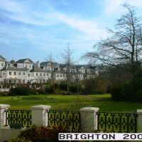 Brighton United Kingdom - The park cresent, Брайтон