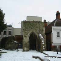 The Chapel of Thomas a Becket (sic), Брентвуд