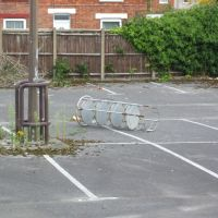 Sainsburys carpark, Бриджуотер