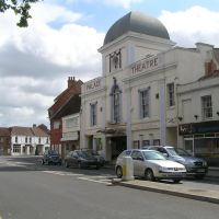 The Palace Theatre, Penel Orlieu, Bridgwater, Бриджуотер