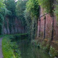 Bridgwater canal, Бриджуотер