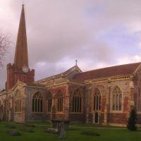 St Marys Church, Bridgwater, Бриджуотер