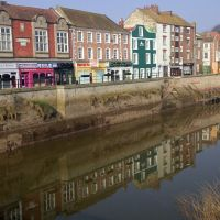 West Quay, Bridgwater, The work continues, Бриджуотер