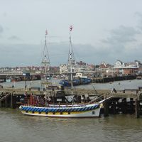 Bridlington Harbour,eastcoast UK., Бридлингтон