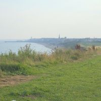 Bridlington Quay from near Limekiln Lane, Бридлингтон