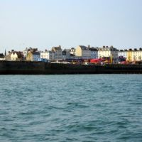 The Harbour Wall, Bridlington, Бридлингтон