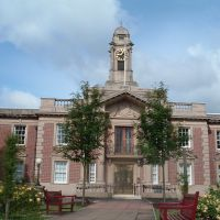 The Town Hall, Bridlington, Бридлингтон