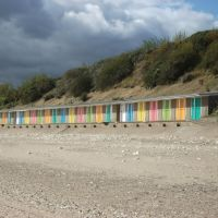 Bridlington Beach Huts, Бридлингтон