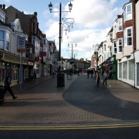 Bridlington Shopping Street, Бридлингтон