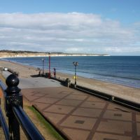 Coastal view Bridlington, Бридлингтон