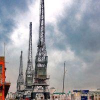 Dockside Cranes, Бристоль
