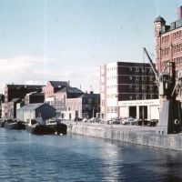 BRISTOL DOCKS IN THE EARLY 1960s, Бристоль