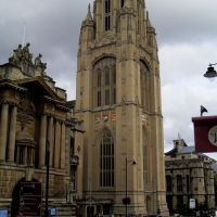 Wills Memorial Building, University of Bristol, Бристоль