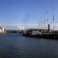 SS Great Britain - Avon docks, Бристоль