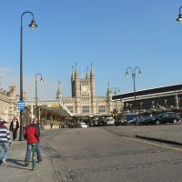 Bristol Temple Meads Railway Station, Бристоль