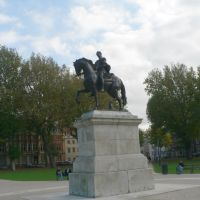 William III Monument in Bristol, Бристоль