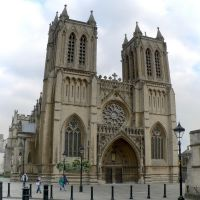 The Bristol Cathedral, Бристоль