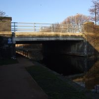 Bridge No 2E Taking Linacre lane Over The Leeds & Liverpool Canal., Бутл