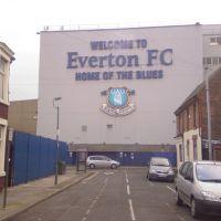 Everton FC, Бутл