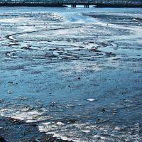 an icy Holes Bay, Ватерлоо