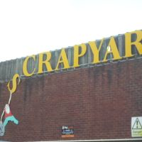 Scrap yard Nuffield Industial Estate - Poole, Ватерлоо