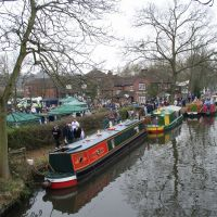 Woking Canal Festival, Вокинг
