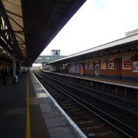 Woking Train Station, Вокинг