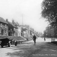 Shute End, Wokingham c1930s - Black & White, Вокингем