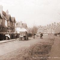 Sturges Road, Wokingham c1910s - Sepia tone, Вокингем