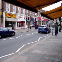 Peach Street shops, Вокингем