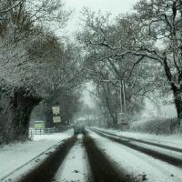 Twyford road, Wokingham, 02/02/2009, Вокингем