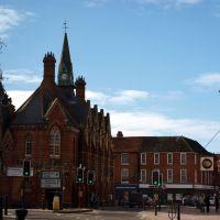 Wokingham Town Hall, Вокингем