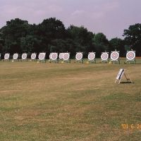 Bowmen of Burleigh Archery Targets, Вокингем