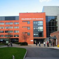 Millenium Center Building Universits of Wolverhampton, Вулвергемптон