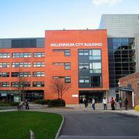 Millenium Center Building Universits of Wolverhampton, Вулвергемптон