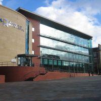 University of Wolverhampton Main Entrance, Вулвергемптон