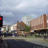 Victoria Street, W-to, Вулвергемптон