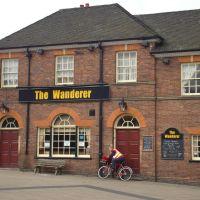 Nice little pub near stadium Wolverhampton Wanderers, Вулвергемптон