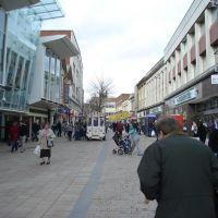 Dudley street,. Wolverhampton - UK, Вулвергемптон