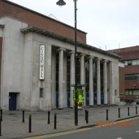 Civic Hall Wolverhampton, Вулвергемптон