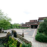 Civic Centre, Wolverhampton, Вулвергемптон