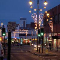 Merry Christmas Wolverhampton, Вулвергемптон