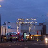 Christmas Lights Wolverhampton 2009, Вулвергемптон