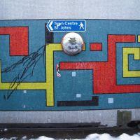 Underpass Art, Вулвергемптон