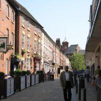 Wolverhampton,  King Street, Вулвергемптон
