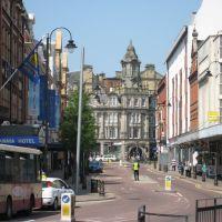 Wolverhampton, Lichfield Street, Вулвергемптон