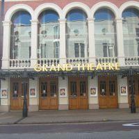 The Wolverhampton Grand Theatre, Lichfield Street, Wolverhampton, England, Вулвергемптон