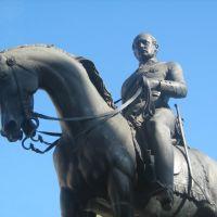 Statue of Albert, Prince Consort. Queen Square, Wolverhampton, England, Вулвергемптон